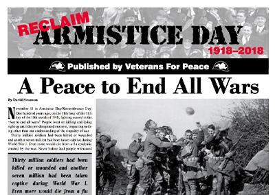 Armistice Day (2018)