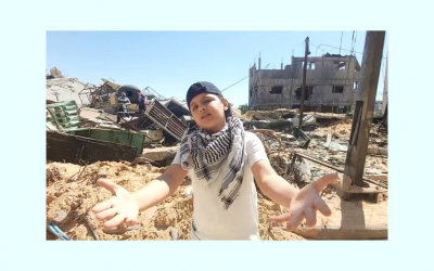 Palestinian Rapper MC Abdul, 12, Releases First Official Song: 'Shouting at the Wall'