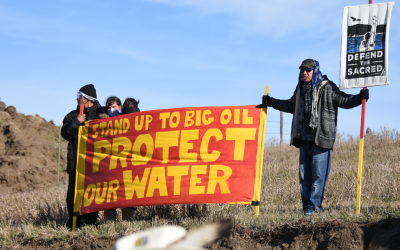 To End Fossil Fuels, End Settler Colonialism