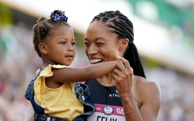 Black Women Athletes Ruptured Destructive and Limiting Beliefs at the Tokyo Olympics
