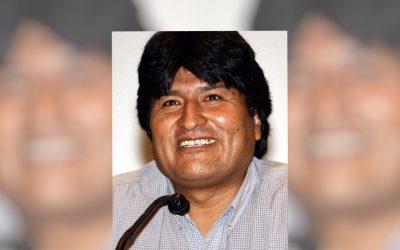 Evo Morales Denounces a New U.S.-led Plan Condor